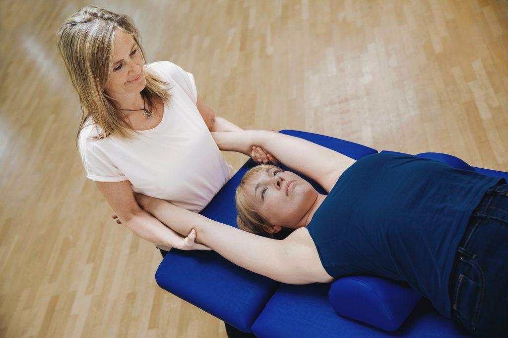 Angelika Sievert - Körperpsychotherapie
